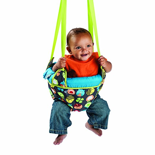 9. Evenflo ExerSaucer Door Jumper