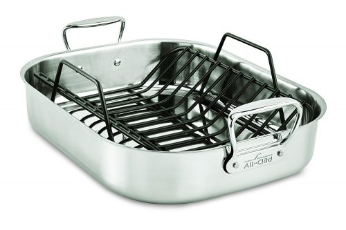 All-Clad E752C264 Stainless Steel Dishwasher Safe Large
