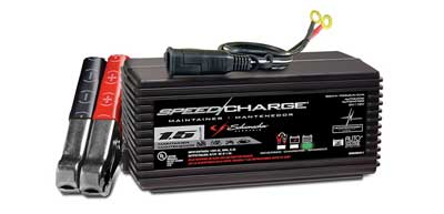 7. Schumacher SEM-1562A-CA 1.5 Amp Speed Charge Battery Maintainer