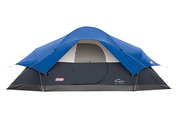 Top 10 best 8 person tents in 2018 reviews coleman 8 person red canyon tent sciox Image collections