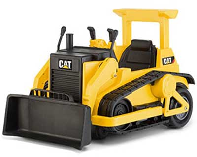 5. Kid Trax CAT Bulldozer 12-Volts Battery-Powered Ride-On