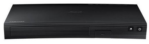 Samsung Blu-ray DVD Disc Player With Built-in Wi-Fi 1080p & Full HD Upconversion