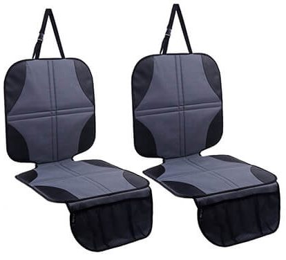 Ohuhu 2-Pack Baby Child Car Auto Carseat Seat Protector Cover