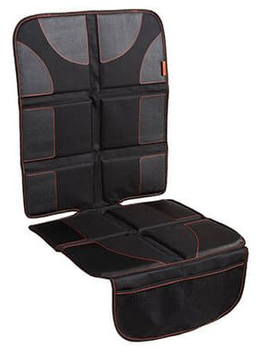 Car Seat Protector with Thickest Padding - Featuring XL Size Car seat