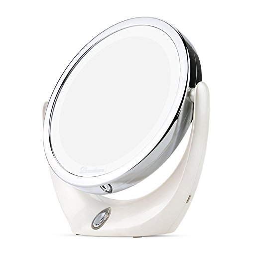 BROADCARE Makeup Mirror LED Lighted
