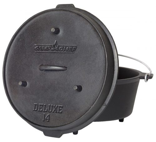 Camp Chef DO-14 Pre-Seasoned Deluxe