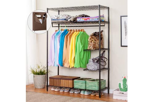 Top 10 Best Portable Clothes Closets and Organizers Reviews In 2019