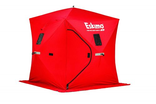 Eskimo 69151 Quickfish 2 Pop-up Portable Ice Shelter