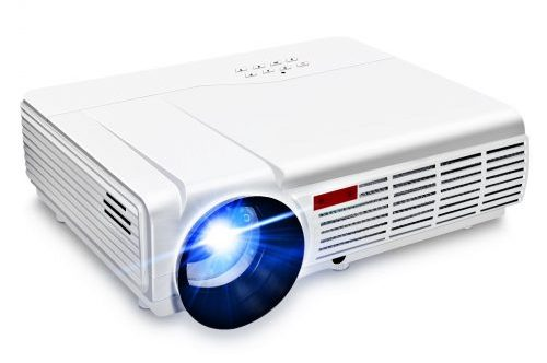 Full HD LED Home Cinema TV Projector