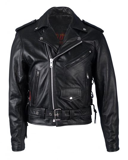 Hot Leathers Classic Motorcycle Jacket