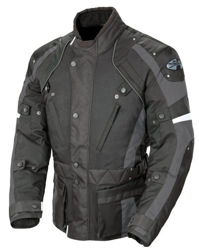 Joe Rocket Ballistic Revolution Men's Textile Riding Jacket -Motorcycle Jackets