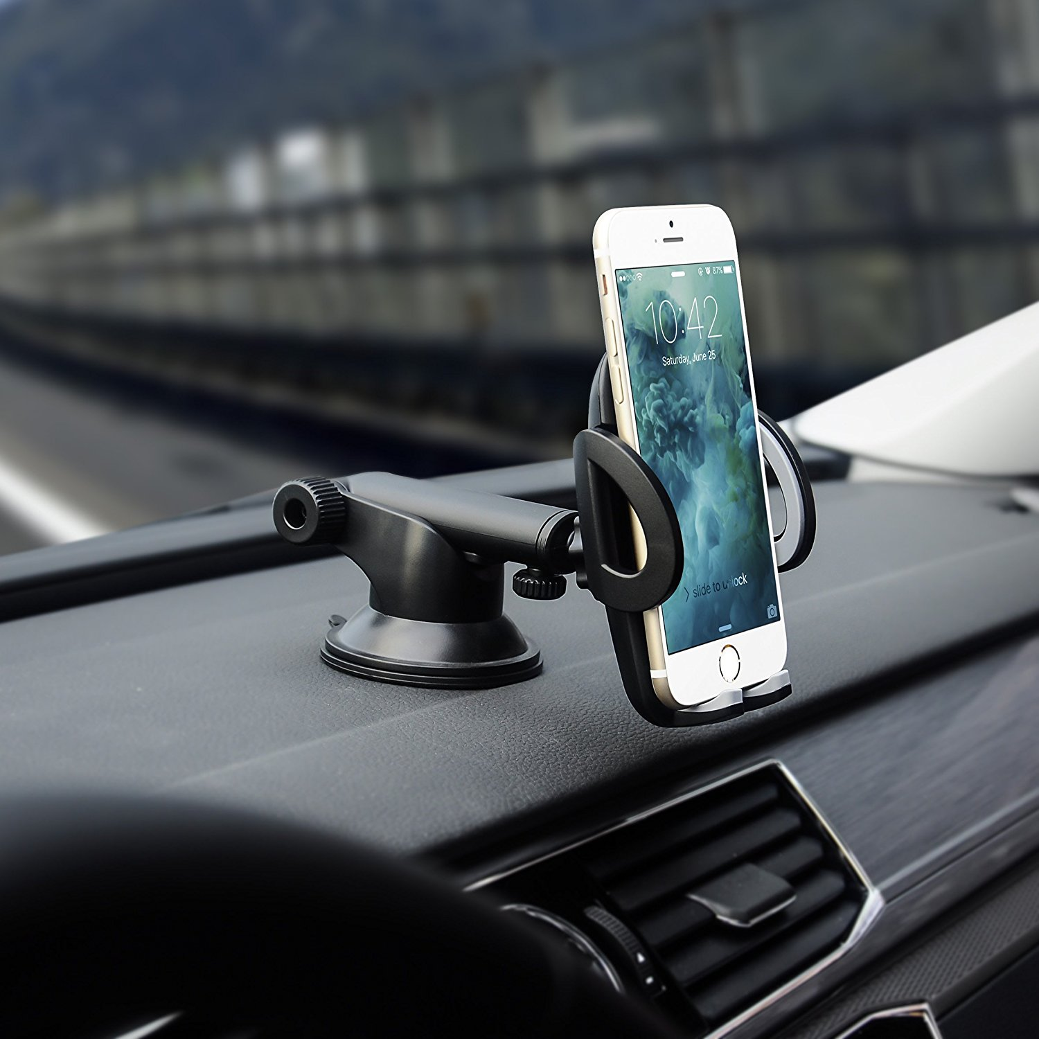 c796df3315e423 Top 10 Best iPhone x car mounts in 2019 review