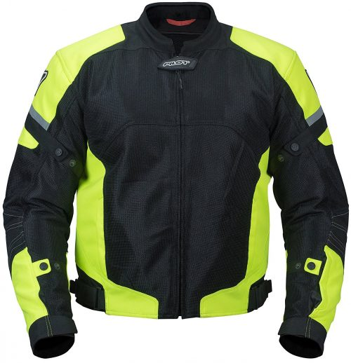 Pilot Motosport Men's Direct Air Mesh Motorcycle Jacket