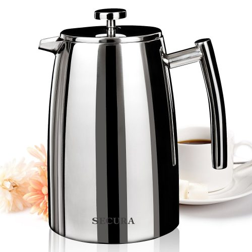 Secura 1500ML French Press Coffee Maker