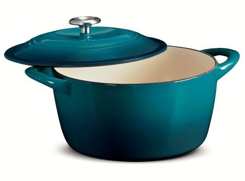 Tramontina Enameled Cast Iron 6.5