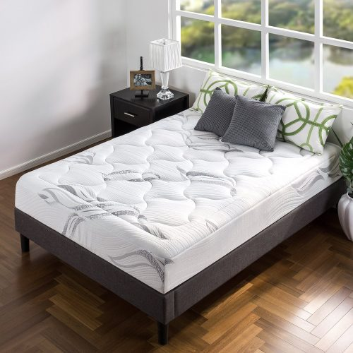Zinus Memory Foam 10 Inch / Supreme / Cloud-like Mattress,