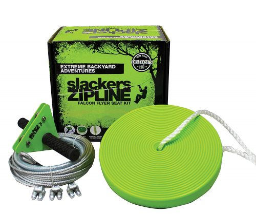 Zipline Falcon Series Kit with Seat