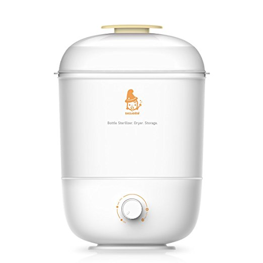 10. Balla Bebe S1 Convenient Steam Sterilizer and Dryer