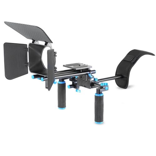 4. Neewer DSLR Movie Video Making Rig System Kit