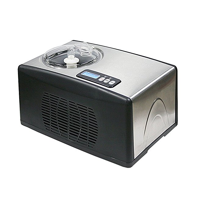 7. Whynter Stainless Steel Ice Cream Maker (ICM-15LS)