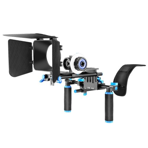 7. Neewer DSLR Shoulder Rig Set Movie Kit