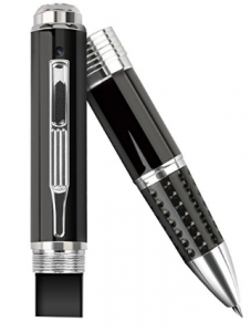 Spy Pen With Hidden Camera, SharpCam FHD 1080P Large Battery Video-Only
