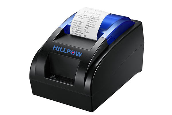 58MM USB Thermal Receipt Printer, High Speed Printing 90mm/sec, Compatible with ESC / POS Print Commands Set