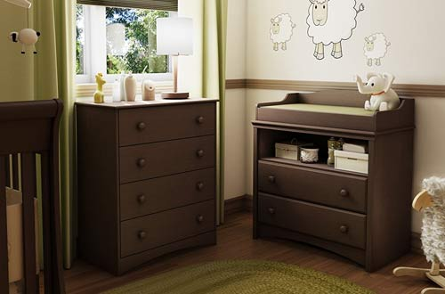South Shore Angel Changing Table