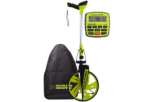 DigiRoller Plus III 12.5 Inch Estimators Electronic Distance Measuring Wheel