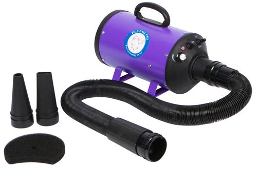 High Velocity Dog Grooming Dryer with Heater