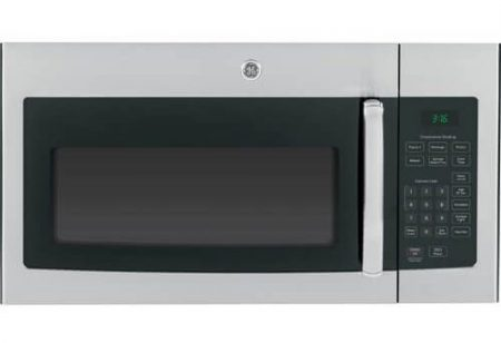 "GE JVM3160RFSS 30"" Over-the-Range Microwave Oven"