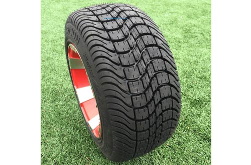 ARISUN 205/50-10 DOT Low Profile Golf Cart Tires