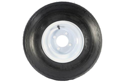 Golf Cart Tire & Wheel