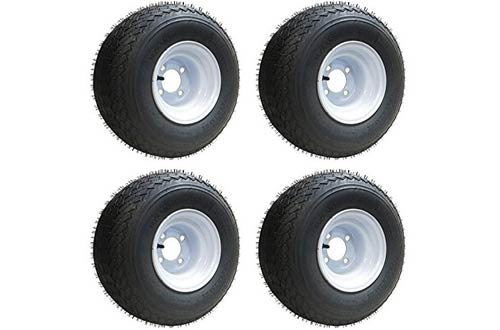 GTX OEM Golf Cart Wheels and Golf Cart Tires