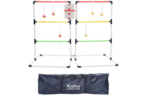 KH Yard Ladder Ball Toss Game for Adults and Family