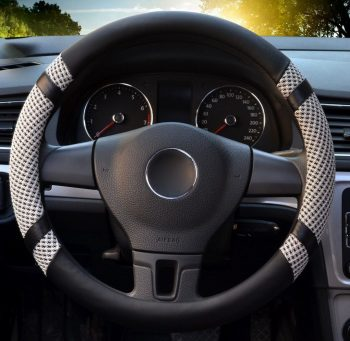 LucaSng-Steering Wheel Covers