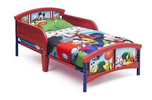 Delta Children Plastic Toddler Beds with Twinkle Stars