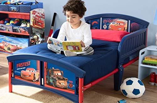 Delta Children Disney Plastic Toddler Beds
