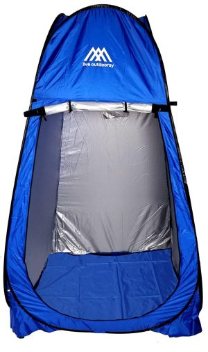 Pop-Up Changing Room Tent