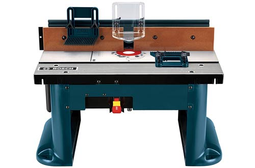 Top 10 best electric router tables reviews in 2018 bosch ra1181 27 inch by 18 inch benchtop router table greentooth Choice Image