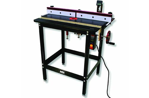 JESSEM Mast-R-Lift Excel II Included Complete Router Table System