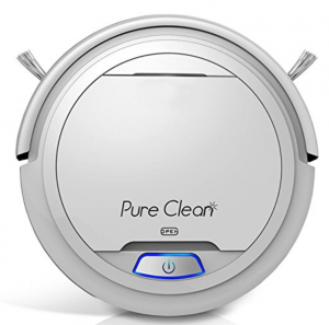 PureClean Upgraded Automatic Robot Vacuum Cleaner