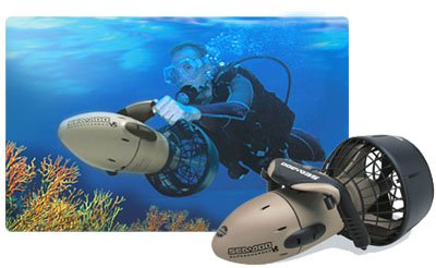 Sea-Doo-underwater-scooters