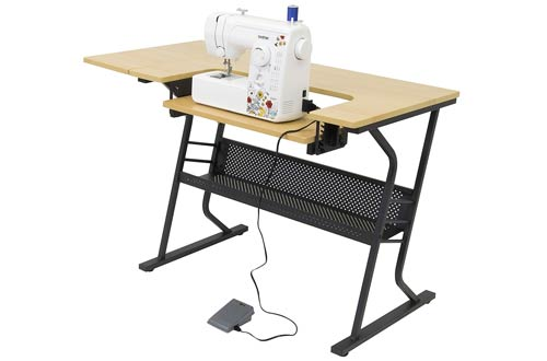 Top 10 best portable sewing machine tables reviews in 2018 anbeaut studio designs eclipse sewing machine table watchthetrailerfo