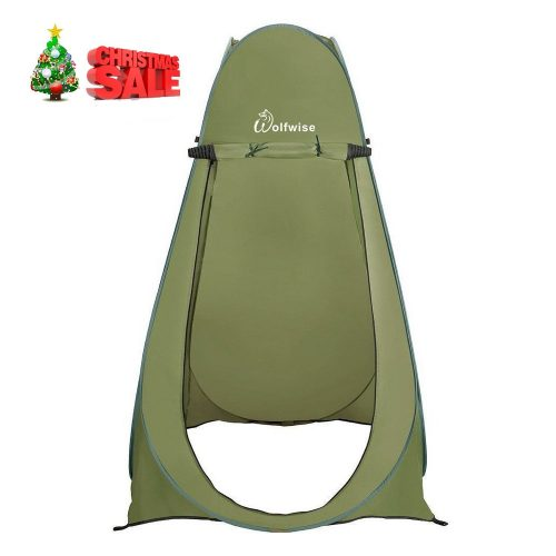 WolfWise Pop-up Shower Tent-Shower Tents