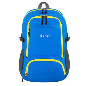 2b957d288751 Gonex Lightweight Packable Backpack Handy Travel Hiking Daypack