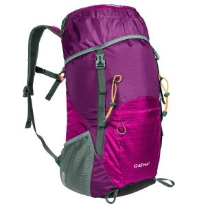 131394283df0 G4Free Large Lightweight Water Resistant Backpack foldable  Packable Hiking  Daypack