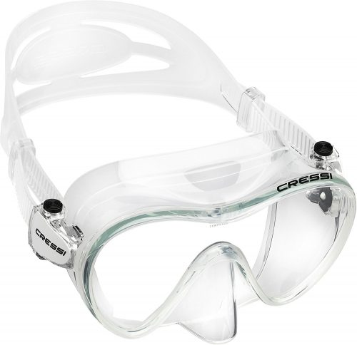6. Cressi F1 Scuba Diving Snorkeling Mask - Scuba Diving Masks