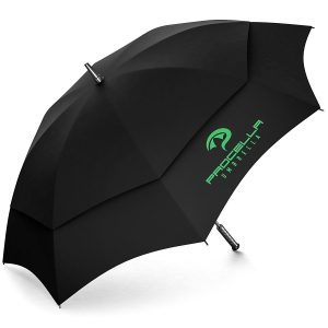 Procella Golf Umbrella 62 Inches Large Oversize Windproof/Waterproof