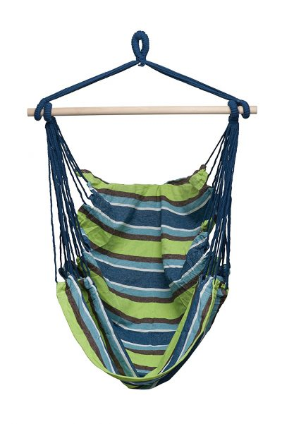 7. Inspired Home Living Large Deluxe BRAZILIAN HAMMOCK CHAIR